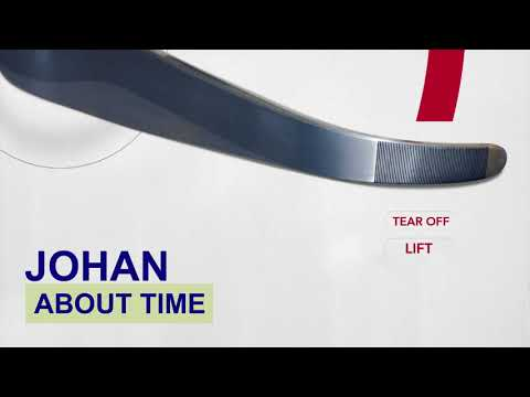 Johan - About Time