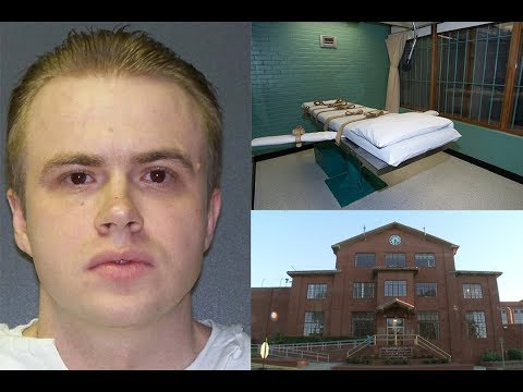Death Row Footage From Smuggled Cellphone, Robert Pruett Executed 10122017