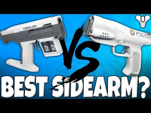 Destiny 2 - FASTEST TTK EVER? The Last Hope Vs The Fools Remedy! - The Best Sidearm Is??