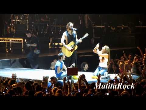 30 Seconds to Mars - Milano Full Concert Part 2 - 02\11\2013