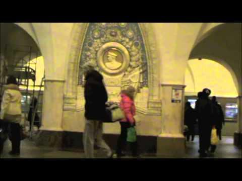 The Marvelous Moscow Metro