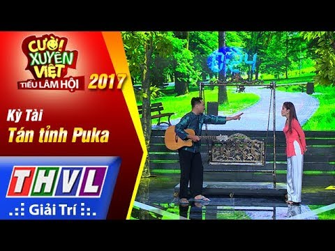 THVL   Cười xuyên Việt – Tiếu lâm hội 2017: Tập 5[3]: Tán tỉnh Puka - Kỳ Tài