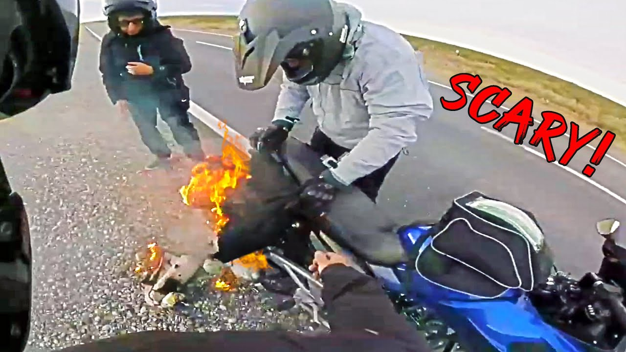 EVERY NEW BIKER SHOULD WATCH THIS | EPIC MOTORCYCLE MOMENTS