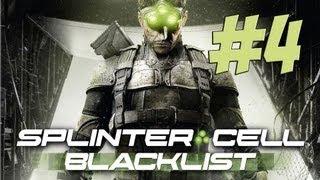 Lets Play Splinter Cell Blacklist Deutsch Part 4 German Walkthrough Gameplay 1080p