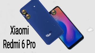 Xiaomi Redmi 6 pro BD - amazing technology mobile phone!!!