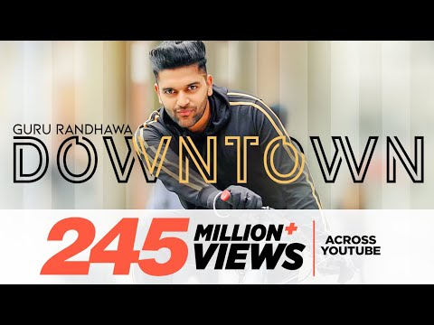 Guru Randhawa: Downtown Official Video  Bhushan Kumar  Directorgifty  Vee  Delbar Arya