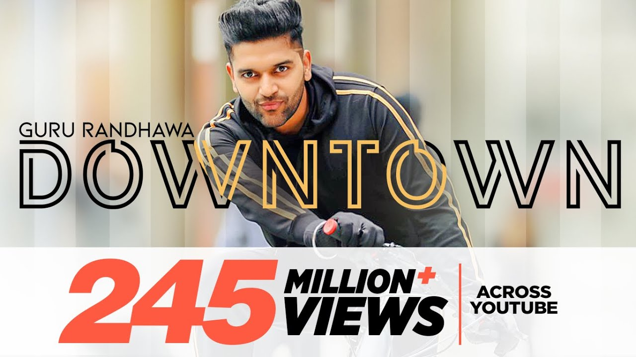 Guru Randhawa: Downtown (Official Video) | Bhushan Kumar | DirectorGifty | Vee | Delbar Arya #1