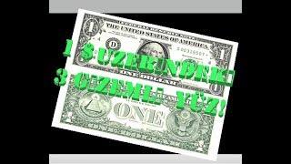 1 DOLARIN ÜZERİNDEKİ 3 GİZEMLİ YÜZ - 3 STRANGE FACES ON 1 $ ( LIFE HACKS )