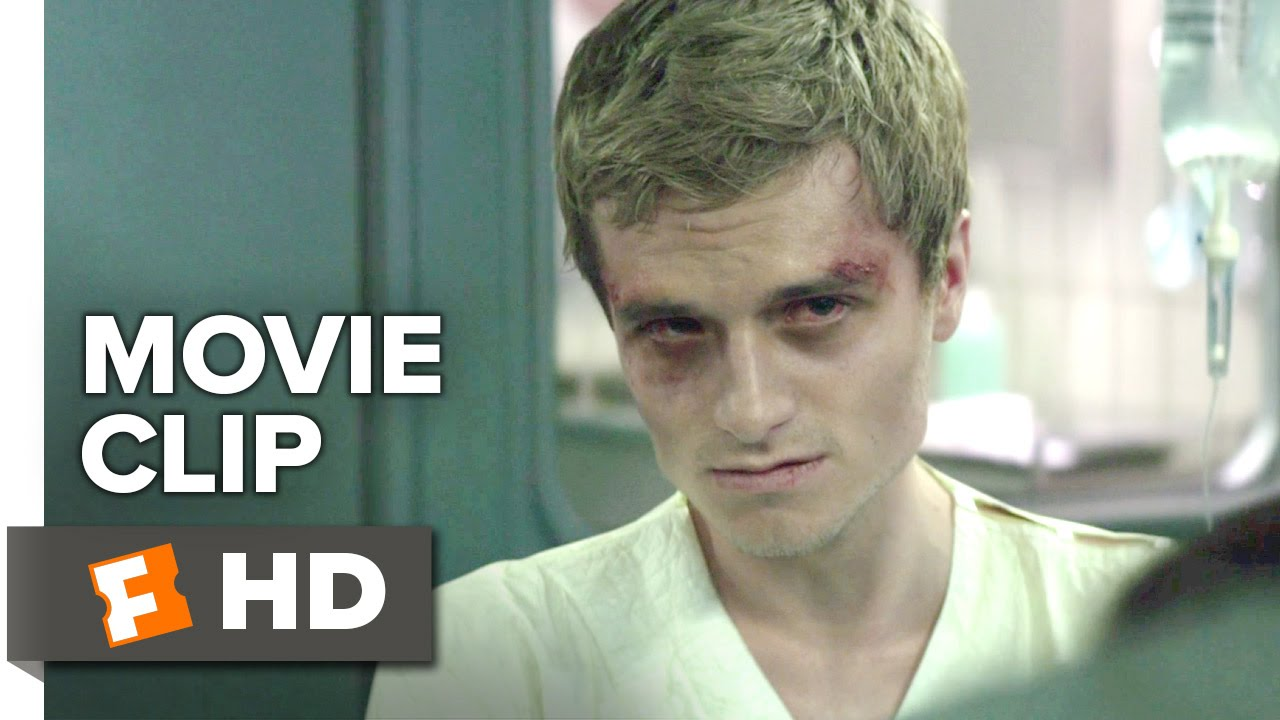 The Hunger Games: Mockingjay - Part 1 Movie CLIP #1 ...