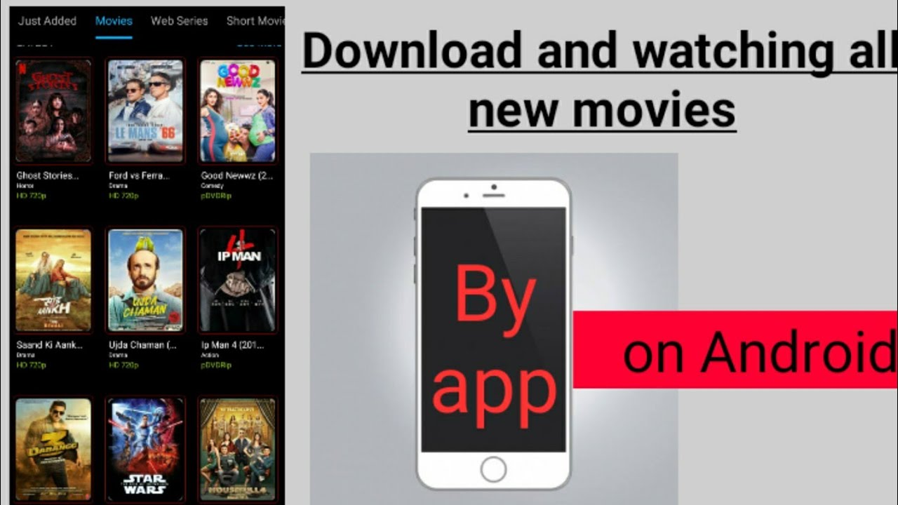 what is the best free movie downloader for android