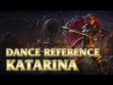 Katarina - Napoleon Dynamite Dance #1 - League of Legends (LoL)