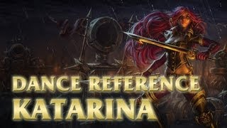 Katarina - Napoleon Dynamite Dance #1 - League of Legends (LoL)