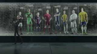 Comercial da Nike 2014 dublado!  Nike Football: The Last Game