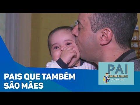 Especial Pais que também são mães - TV SOROCABA/SBT