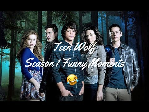 Download TEEN WOLF | SEASON 1 FUNNY MOMENTS
