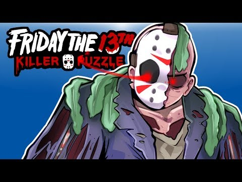 Friday the 13th Killer Puzzle - JASONS FIRST SPRING BREAK! Ep. 3