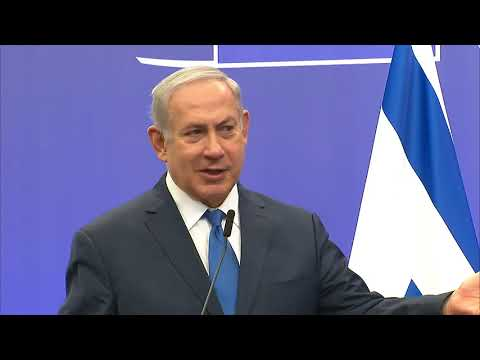 Netanyahu Travels to Brussels to Meet EU Foreign Ministers