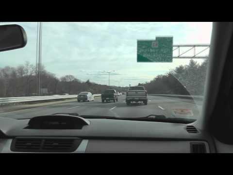 Drive to Boston