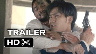 Killers Official US Release Trailer 1 - Rin Takanashi Action Movie HD
