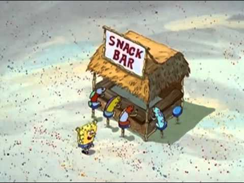 SpongeBob: Riss in der Hose