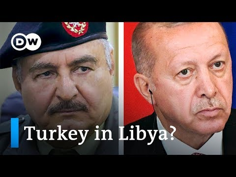What's at stake if Turkey sends troops to Libya? | DW News