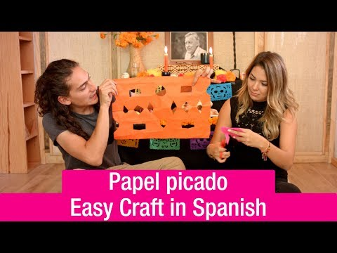 Papel Picado   Mexican Culture   Learn Spanish