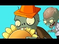 Plants Vs Zombies Cartoon Animation 3D Funny Collection!