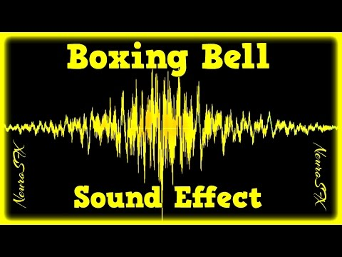 [HQ] Boxing Bell Sound Effect (FREE DOWNLOAD)