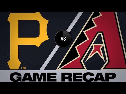Sports Wrap with Ron Potesta - Pirates, Musgrove Shutdown Diamondbacks