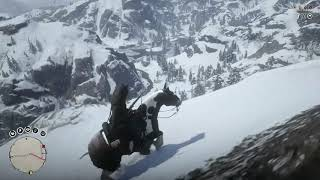 RDR2 ONLINE there are some really nice views on this game