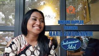 Rappler berbincang dengan salah satu grand finalis Indonesian Idol ...