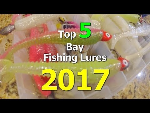 Top 5 Bay Fishing Lures Of 2017 - Fishing Ocean City, Maryland