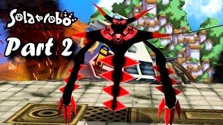 Solatorobo Walkthrough - Ultra HD - Part 2