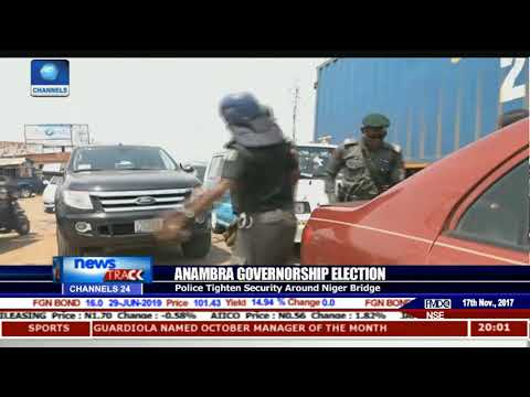 Residents Lament As Police Shut Niger Bridge Ahead Of Anambra Election