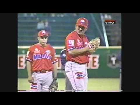 Eleazar Zamora baseball mexicano
