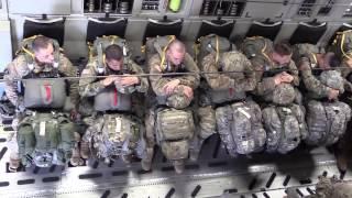 видео Прыжки с парашютом | Активный стиль вашей жизни