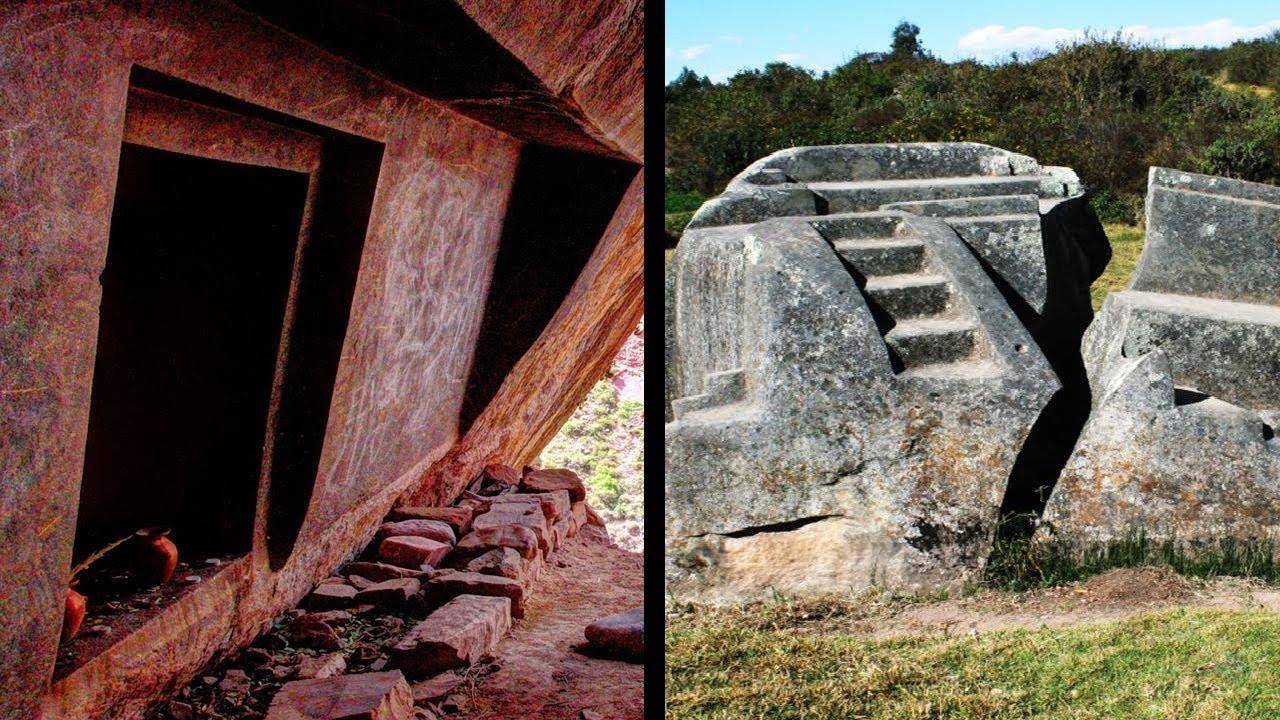 Zagadka Niewyjaśnionych Budowli z Peru