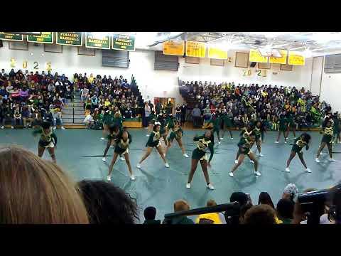 2017-18 Great mills high school winter pep rally