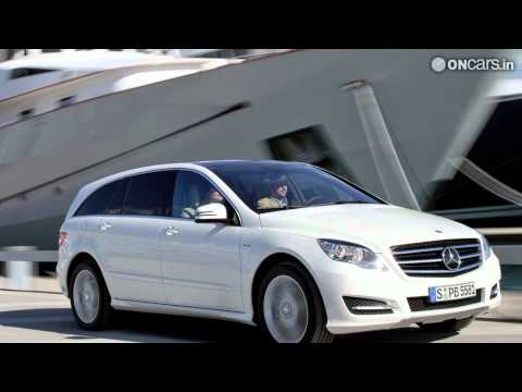 Mercedes Benz R-Class diesel 4MATIC launched in India