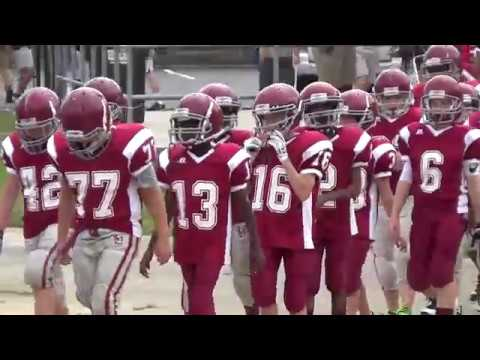 Noah Thigpen, Lowndes Middle School 6th grade football season highlights