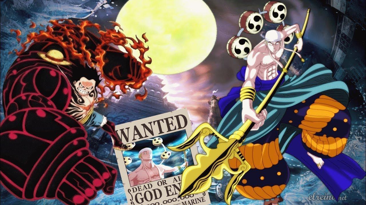 One Piece Millennium | Enel and Black Leg Location | - YouTube