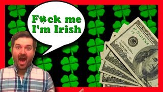 Having Good Luck At The Casino On St. Patrick