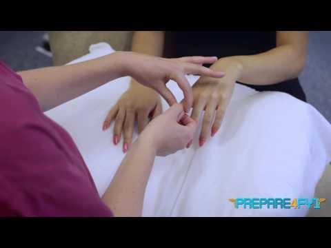Hand & Wrist Examination 4 Finals