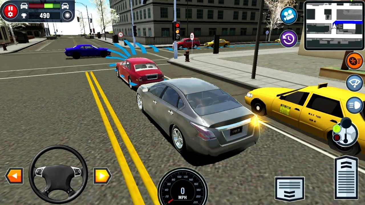 driving school simulator 2017 mod apk ios