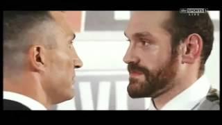 Кличко-Фьюри: Промо-РУС (Klitschko-Fury Promo RUSub)