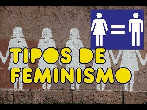 tipos de feminismo videos de putas
