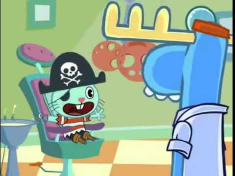 Happy Tree Friends  A Sight for sore eyes