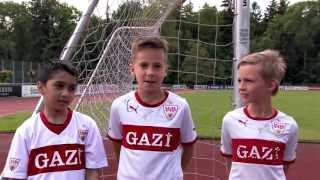 """LitCam """"Fußball trifft Kultur"""" Abschlussturnier 2013 in Stuttgart"""