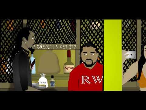 When Popcaan & Beenie Man Buy Sardine & Rice at Same Shop {Jamaican Cartoon}