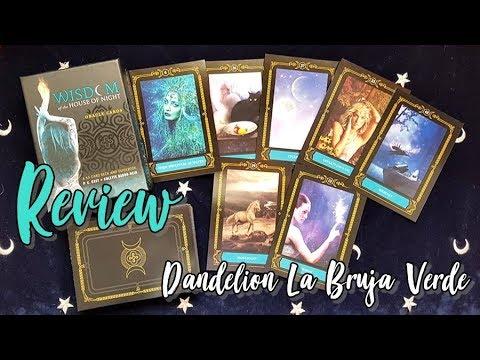 oráculo-wisdom-of-the-house-of-night-||-review-en-español